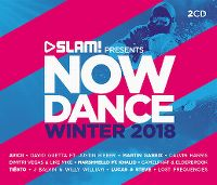Cover  - Slam! Now Dance Winter 2018