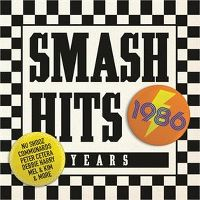 Cover  - Smash Hits Years - 1986