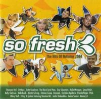Cover  - So Fresh: The Hits Of Autumn 2004