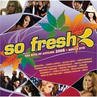 Cover  - So Fresh: The Hits Of Autumn 2008