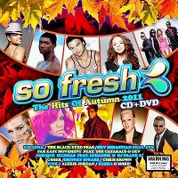 Cover  - So Fresh: The Hits Of Autumn 2011