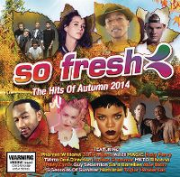 Cover  - So Fresh: The Hits Of Autumn 2014