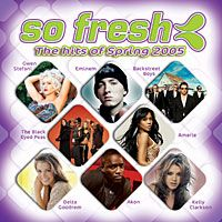 Cover  - So Fresh: The Hits Of Spring 2005