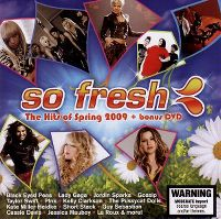 Cover  - So Fresh: The Hits Of Spring 2009