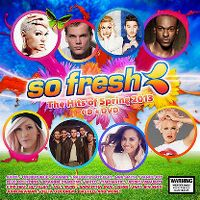 Cover  - So Fresh: The Hits Of Spring 2013