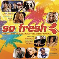 Cover  - So Fresh: The Hits Of Summer 2008 Plus The Best Of 2007
