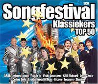 Cover  - Songfestival klassiekers Top 50