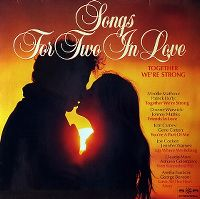 Cover  - Songs For Two In Love