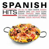 Cover  - Spanish Hits