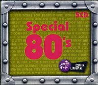 Cover  - Special 80's