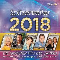 Cover  - Spitzenreiter 2018