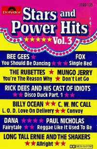 Cover  - Stars And Power Hits Vol. 3