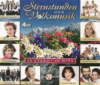 Cover  - Sternstunden der Volksmusik