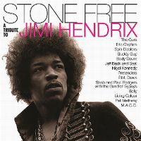Cover  - Stone Free - A Tribute To Jimi Hendrix