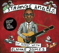Cover  - Strange Angels - In Flight With Elmore James