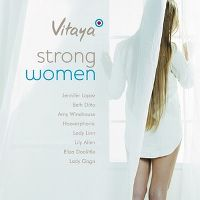 Cover  - Strong Women