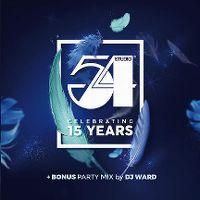 Cover  - Studio 54 - Celebrating 15 Years