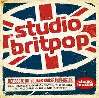 Cover  - Studio Britpop
