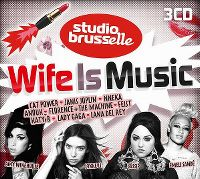 Cover  - Studio Brusselle - Wife Is Music