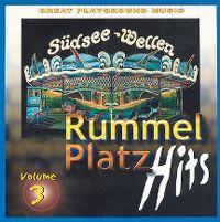 Cover  - Südsee-Wellen - Rummel Platz Hits Volume 3