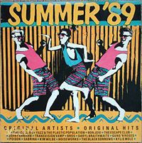 Cover  - Summer '89