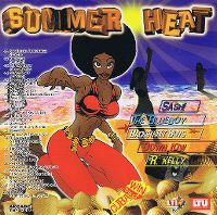 Cover  - Summer Heat & Samba Beat