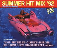 Cover  - Summer Hit Mix '92