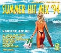 Cover  - Summer Hit Mix '94