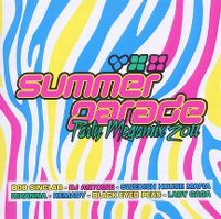 Cover  - Summer Parade - Party Megamix 2011