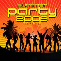 Cover  - Summer Party 2009 - The Hit-Mix