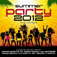 Cover  - Summer Party 2012 - The Hit-Mix