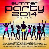 Cover  - Summer Party 2014 - The Hit-Mix