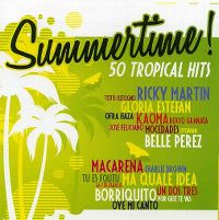 Cover  - Summertime! 50 Tropical Hits