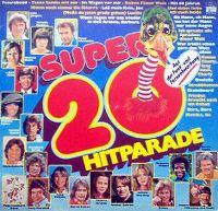 Cover  - Super 20 - Hitparade