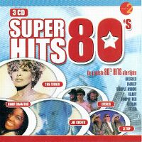 Cover  - Super 80's Hits