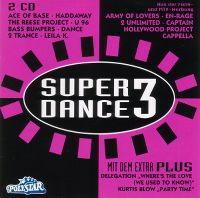 Cover  - Super Dance 3