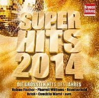 Cover  - Super Hits 2014