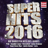 Cover  - Super Hits 2016