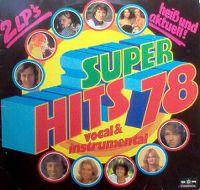 Cover  - Super Hits 78