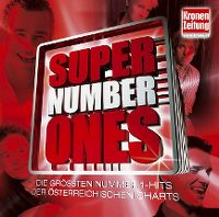 Cover  - Super Number Ones