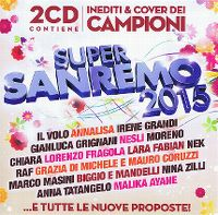 Cover  - Super Sanremo 2015