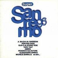 Cover  - Super Sanremo '96