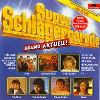 Cover  - Super Schlagerparade Brand-Aktuell!