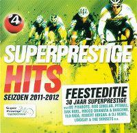 Cover  - Superprestige Hits seizoen 2011-2012