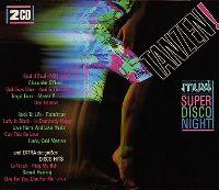 Cover  - Tanzen! Super Disco Night