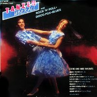 Cover  - Tanzen überall