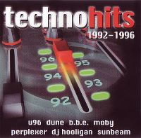 Cover  - TechnoHits 1992-1996