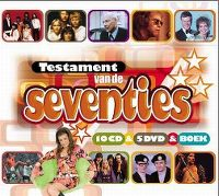 Cover  - Testament van de Seventies