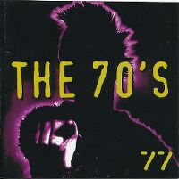 Cover  - The 70's - 77