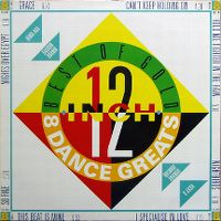 "Cover  - The Best Of 12"" Gold 8 Dance Greats Volume 8"